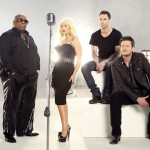 Cee Loo Green, Christina Aguilera, Adam Levine y Blake Shelton cantaron 'Crazy' en 'The Voice'