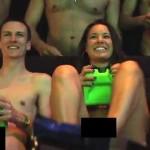 «Nude Gaming Party» ¿un nuevo modo de jugar a los videojuegos?