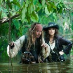 Johnny Depp sufre un accidente rodando 'Piratas del Caribe 5'