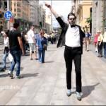 Fans españoles de Lady Gaga realizan un «VideoMob» para la artista