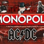 AC/DC y METALLICA se pasan al Monopoly