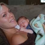 P!nk da a luz a su primera hija