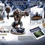 Anunciada la Edición Coleccionista de «El Señor de los anillos: La guerra del norte»