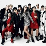 Glee estrena video de 'Fashion' para una campaña de Vogue