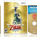 Nintendo presenta la edición especial de «The Legend of Zelda: Skyward Sword»