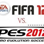 "GamesCom 2011 – ""FIFA 12 vs PES 2012"" Novedades sobre el campo de juego"