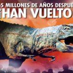La película de «Caminando entre dinosaurios» se rodará en 3D y con James Cameron como supervisor