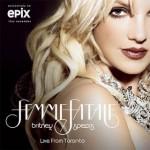 El Blu-ray del 'Femme Fatale Tour' de Britney Spears a la venta el 21 de Noviembre