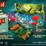 Ubisoft presenta la Edición Coleccionista de «Rayman Origins»