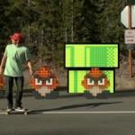 Mike Benson dirige «Gnarcade» un videoclip homenaje al mundo de los videojuegos
