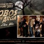 """""""Lobos de Arga"""" terror y humor con sabor español"""