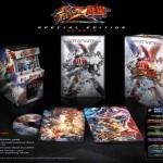 Capcom presenta la edición especial de «Street fighter X Tekken» y detalla su fecha de lanzamiento
