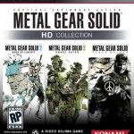 «Metal Gear Solid HD Collection» se retrasa hasta 2012