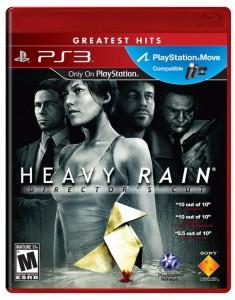 Heavy Rain Director´s Cut
