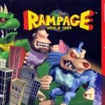 """El videojuego """"Rampage"""" dará el salto a la gran pantalla"""
