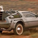 Subastado el Delorean de 'Back to the Future III' por casi medio millón de euros
