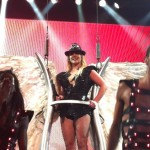 Finaliza en Puerto Rico el 'Femme Fatale Tour' de Britney Spears