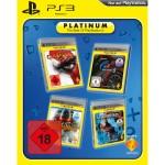 Sony pondrá a la venta una edición con cuatro juegos de serie económica llamado 'Quattro Platinum Pack'
