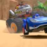 Consigue gratis solo hoy 'Sonic & SEGA All Stars Racing' en la App Store