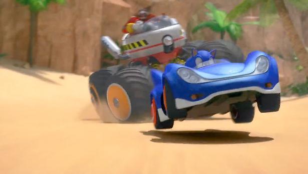 gratis solo hoy ?Sonic & SEGA All Stars Racing? en la App Store