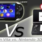 PS Vita no logra superar las ventas semanales de 3DS en su primera semana a la venta en Japón