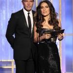#GoldenGlobes 2012: Una gala con acento español