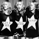 Se estrena la versión final de 'Give Me all Your Luvin' de Madonna