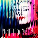 'MDNA' de Madonna ya tiene portada