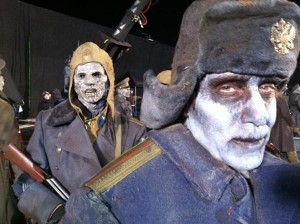 Resident Evil Retribution Zombies
