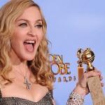 #GoldenGlobes 2012: Madonna consigue el Globo de Oro por 'Masterpiece'