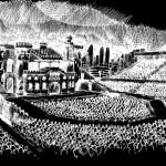 Lady Gaga muestra el escenario de su nuevo tour