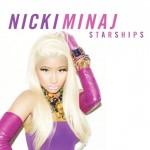 Nicki Minaj lanza su nuevo single oficial 'Starships'