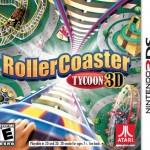 'Roller Coaster Tycoon 3D' llegará a Europa en las próximas semanas