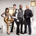 Jessie J, Danny O'Donoghue, Tom Jones y will.i.am versionan 'I Gotta Feeling' en The Voice