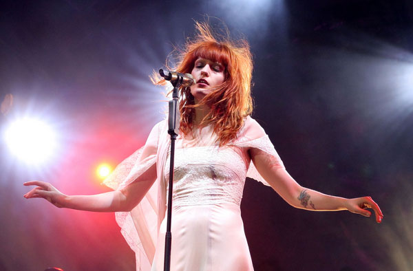 Florence and the machine tour dates in Melbourne