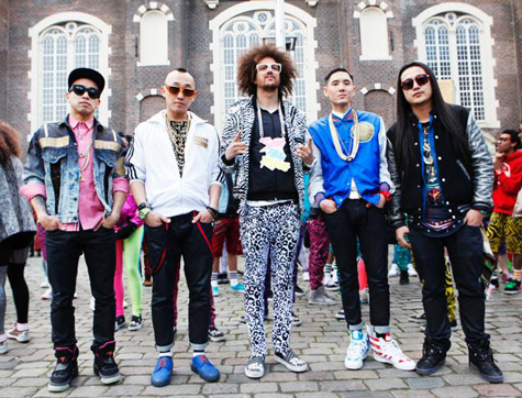 Fast East Movement Y LMFAO Estrenan El Video Del Tema    Live My Life