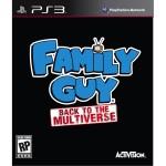 Activision prepara 'Padre de Familia: El Multiverso' para Ps3 y Xbox 360