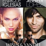 Jennifer López, Enrique Iglesias y Wisin & Yandel juntos de gira