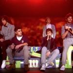 One Direction estrena el lyric vídeo de 'Kiss you'