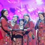 Conoce los 10 países que pasan la primera semifinal de Eurovisión 2012