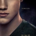 Tres nuevos carteles para los protagonistas de 'La Saga Crepúsculo: Amanecer Parte 2'