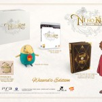 Namco Bandai anuncia la edicin de coleccionista de &#8216;Ni no Kuni: La Ira de la Bruja Blanca&#8217;