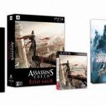 Ubisoft anuncia la espectacular edición 'Asssassin's Creed Ezio Saga' que solo saldrá a la venta en Japón