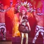 Kylie Minogue publica una espectacular actuación como regalo a sus fans