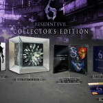 Capcom anuncia la espectacular 'Resident Evil 6 Collector's Edition'