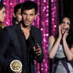 #MovieAwards 2012: 'Amanecer parte 1' y 'Los juegos del hambre' triunfadoras en los MTV Movie Awards