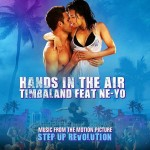 Timbaland y Ne-Yo estrenan el vídeo de 'Hands In The Air', de la B.S.O. de 'Step Up: Revolution'