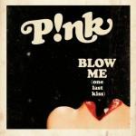 P!nk estrena una nueva versión del vídeo de 'Blow Me (One Last Kiss)'