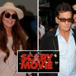 Charlie Sheen y Lindsay Lohan se apuntan a &#8216;Scary Movie 5&#8242; que ya cuenta con fecha de estreno