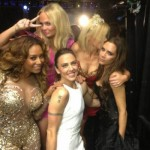 Las Spice Girls actuaron anoche en la Gala de Clausura de los JJ.OO de Londres 2012